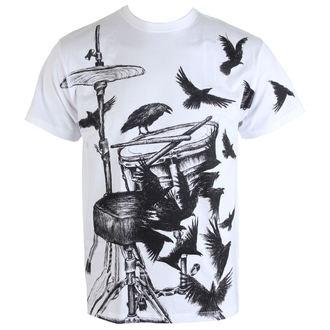 póló férfi - Drums & Crows - ALISTAR, ALISTAR