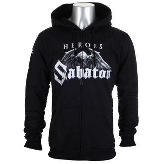 kapucnis pulóver férfi Sabaton - Heroes Czech republic - CARTON, CARTON, Sabaton