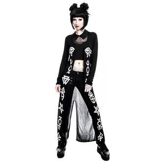 KILLSTAR női szvetter - kísértet Knit Cardi - Black