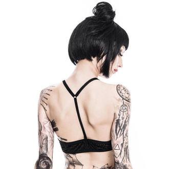 KILLSTAR női melltartó - Burn Baby - Black, KILLSTAR