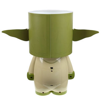 STAR WARS asztali lámpa - Yoda, NNM