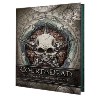 könyv Court of the Dead Book The Krónika of the Underworld