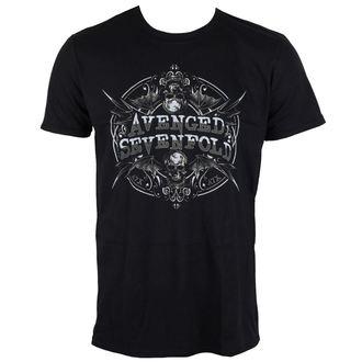 metál póló férfi Avenged Sevenfold - Reflections - ROCK OFF, ROCK OFF, Avenged Sevenfold