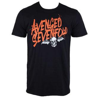 metál póló férfi Avenged Sevenfold - LOGO - ROCK OFF, ROCK OFF, Avenged Sevenfold
