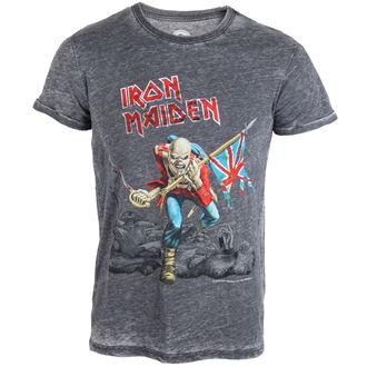 metál póló férfi Iron Maiden - Trooper - ROCK OFF