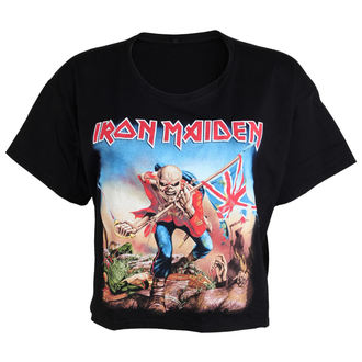 metál póló női Iron Maiden - Trooper - ROCK OFF - IMPBT01LB