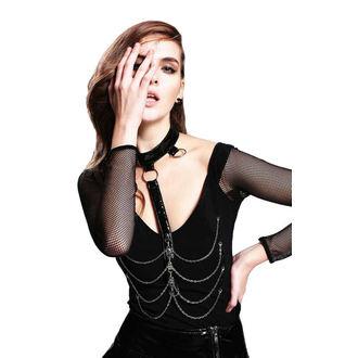 gót és punk póló női - Gothic Zetta - DEVIL FASHION, DEVIL FASHION