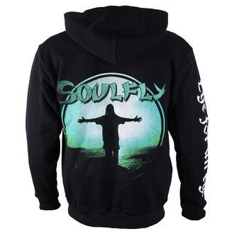 kapucnis pulóver férfi Soulfly - One - NUCLEAR BLAST, NUCLEAR BLAST, Soulfly