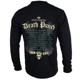 metál póló férfi Five Finger Death Punch - Warhead - ROCK OFF, ROCK OFF, Five Finger Death Punch