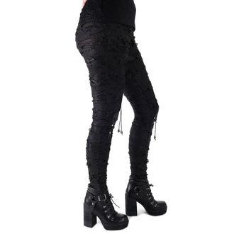 nadrág női (cicanadrág) Devil Fashion - Gótikus Radella, DEVIL FASHION