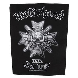 Motörhead felvarró - BAD MAGIC - RAZAMATAZ, RAZAMATAZ, Motörhead