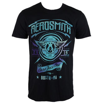 metál póló férfi Aerosmith - AERO FORCE ONE - LIVE NATION, LIVE NATION, Aerosmith