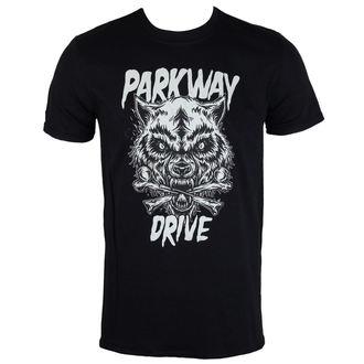 metál póló férfi Parkway Drive - Wolf & Bones - PLASTIC HEAD, PLASTIC HEAD, Parkway Drive
