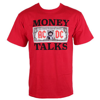 metál póló férfi AC-DC - Money Talks - LOW FREQUENCY, LOW FREQUENCY, AC-DC