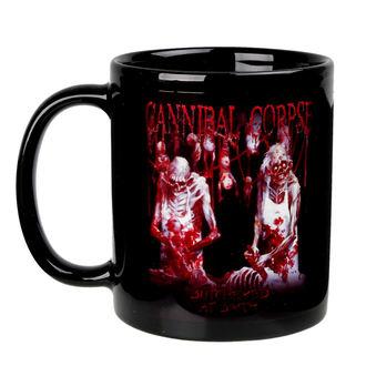 Cannibal Corpse bögre - Butchered - PLASTIC HEAD, PLASTIC HEAD, Cannibal Corpse
