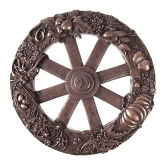 falra dekoráció Wheel Of The Year - NENOW, Nemesis now