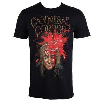 metál póló férfi Cannibal Corpse - IMPACT SPATTER - PLASTIC HEAD, PLASTIC HEAD, Cannibal Corpse