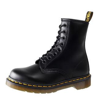 Dr. Martens cipő - 8 lyukú - Smooth Black, Dr. Martens