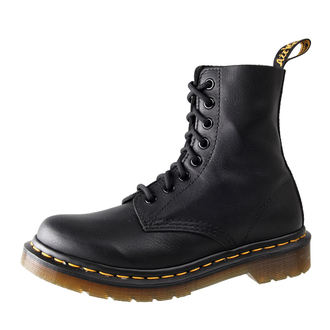 Dr. Martens cipő - 8 lyukú - Pascal Black Virginia, Dr. Martens