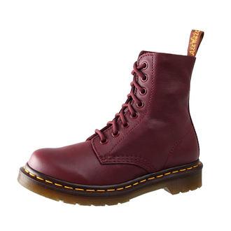 Dr. Martens cipő - 8 lyukú - Pascal Cherry Red Virginia, Dr. Martens