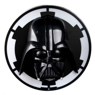 Star Wars fali lámpa - Darth Vader - BLK, NNM, Star Wars