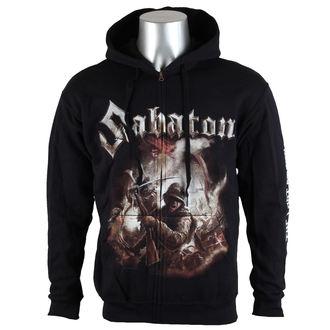 kapucnis pulóver férfi Sabaton - The Last Stand - NUCLEAR BLAST, NUCLEAR BLAST, Sabaton