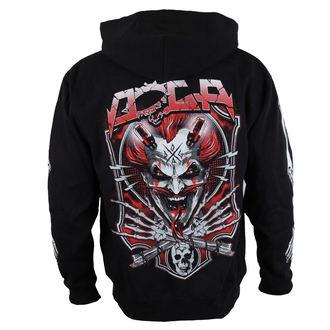 kapucnis pulóver férfi Doga - Black - NNM, NNM, Doga