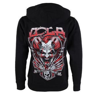 kapucnis pulóver női Doga - Black -, Doga