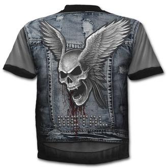 póló férfi - Thrash Metal - SPIRAL, SPIRAL