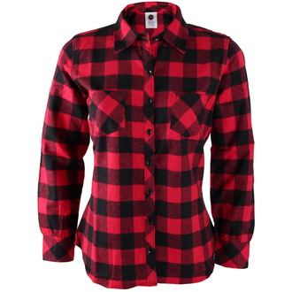 ing női ROTHCO - PLAID - RED, ROTHCO
