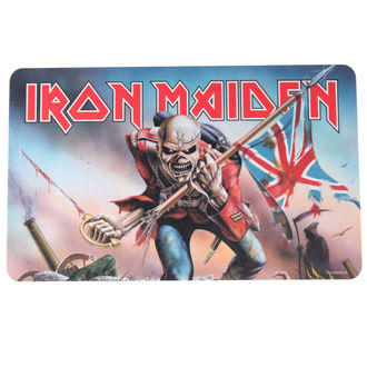 placemats Iron Maiden, ROCK OFF, Iron Maiden
