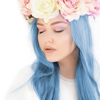 MANIC PANIC hajfesték - Classic - Blue Angel , MANIC PANIC