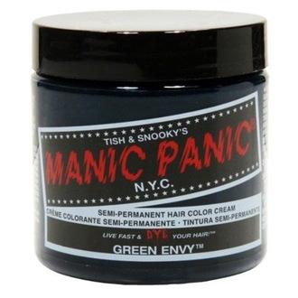 MANIC PANIC hajfesték - Classic - Green Envy, MANIC PANIC