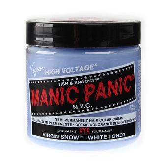 MANIC PANIC hajfesték - Classic - Virgin Snow, MANIC PANIC