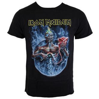 metál póló férfi Iron Maiden - CIRCLE - AMPLIFIED, AMPLIFIED, Iron Maiden
