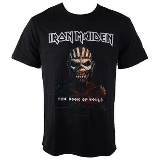 metál póló férfi Iron Maiden - BOOK OF SOULS - AMPLIFIED, AMPLIFIED, Iron Maiden