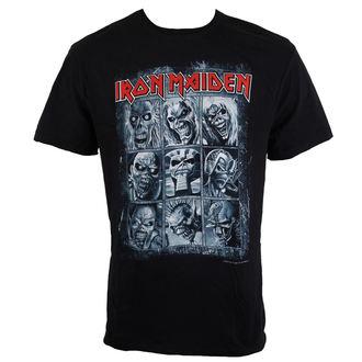 metál póló férfi Iron Maiden - EDDIES - AMPLIFIED, AMPLIFIED, Iron Maiden