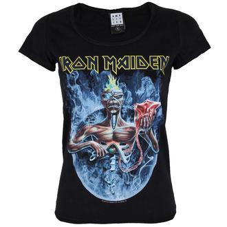 metál póló női Iron Maiden - CIRCLE - AMPLIFIED, AMPLIFIED, Iron Maiden