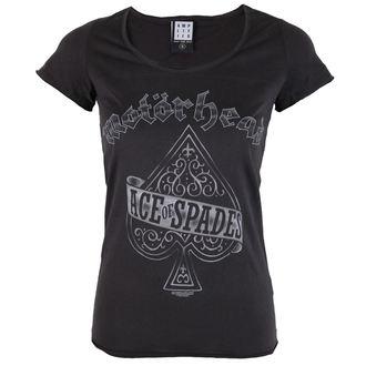 metál póló női Motörhead - Ace Of - AMPLIFIED