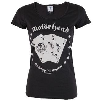 metál póló női Motörhead - Ace - AMPLIFIED, AMPLIFIED, Motörhead