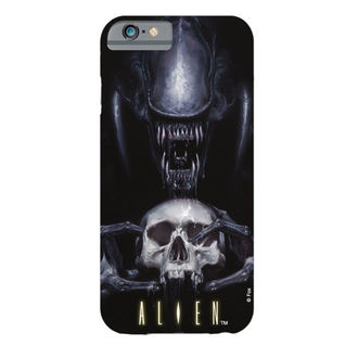 Alien mobiltok - iPhone 6 - Skull, Alien - Vetřelec