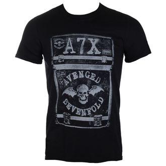 metál póló férfi Avenged Sevenfold - Flightcase - ROCK OFF, ROCK OFF, Avenged Sevenfold