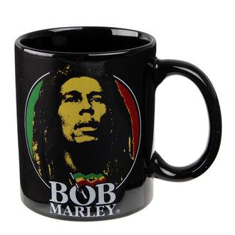 Bob Marley bögre - Logo - ROCKOFF, ROCK OFF, Bob Marley