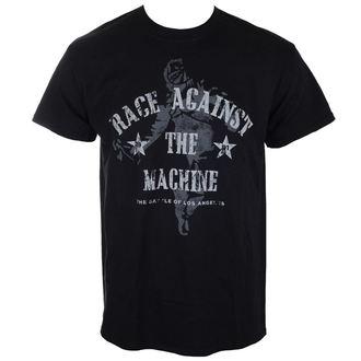 Rage Against The Machine férfi póló - Battle Black - ATMOSPHERE, NNM, Rage against the machine