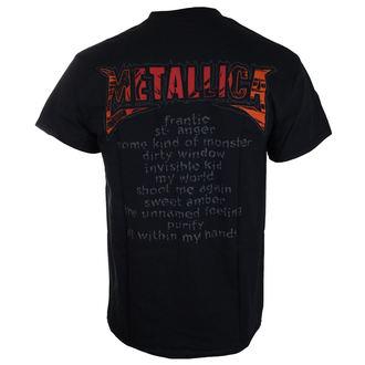 metál póló férfi Metallica - Anger - NNM, NNM, Metallica
