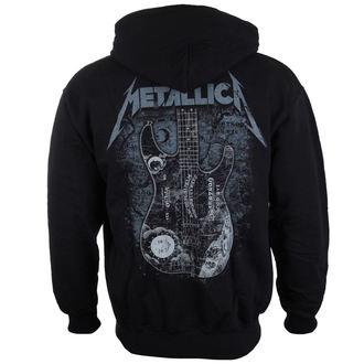 kapucnis pulóver férfi Metallica - Kirk Hammet Ouija Guitar Black - NNM, NNM, Metallica