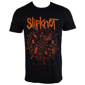 metál póló férfi Slipknot - The Wheel - ROCK OFF, ROCK OFF, Slipknot