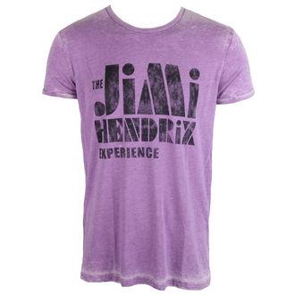metál póló férfi Jimi Hendrix - Stencil Logo Vintage - ROCK OFF, ROCK OFF, Jimi Hendrix