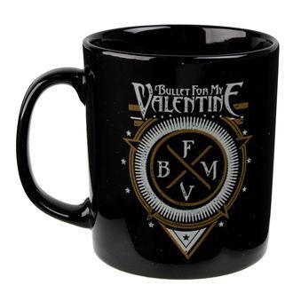 Bullet For My Valentine bögre - Emblem - ROCK OFF, ROCK OFF, Bullet For my Valentine