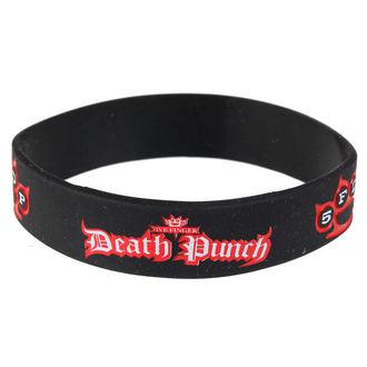 Five Finger Death Punch karkötő - Logo - ROCK OFF, ROCK OFF, Five Finger Death Punch